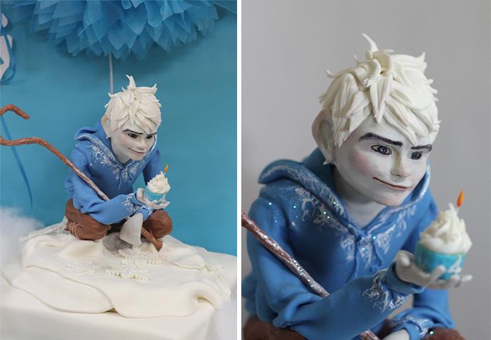 DreamWorks Animator Creates Movie Inspired Cupcakes