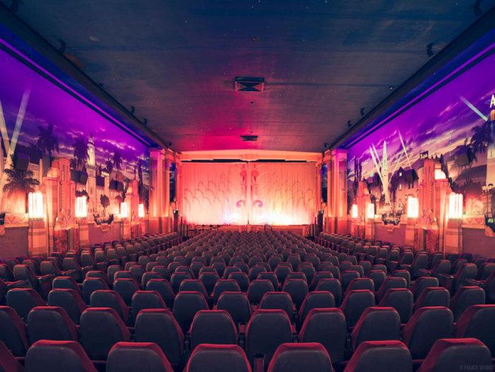 Beautiful Movie Theaters Around The World