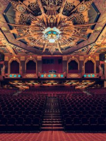Beautiful Movie Theaters Around The World