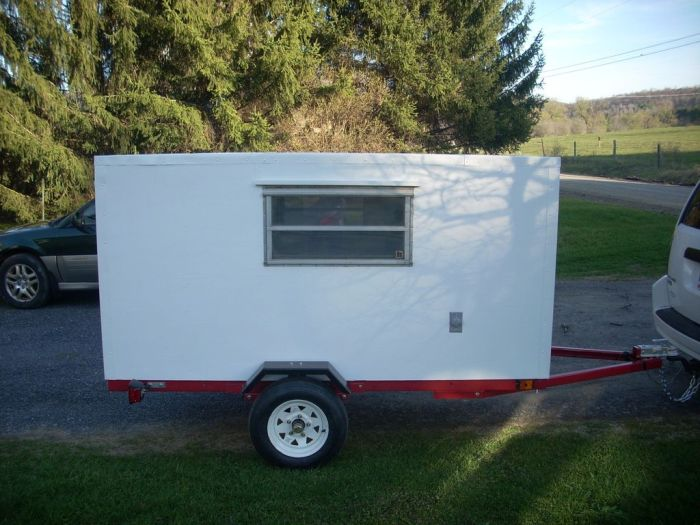 How To Make Your Own Micro Camper