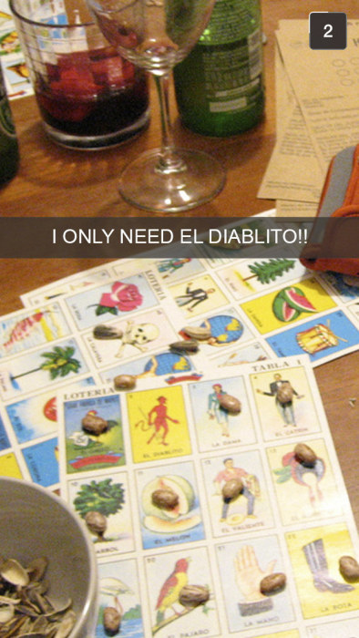 Snapchats That Would Only Be Sent By Mexicans