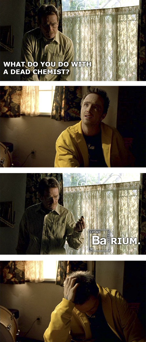 Walter White From Breaking Bad Tells The Best Dad Jokes