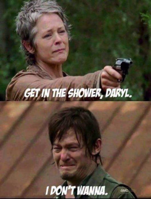 The Best Memes From The Walking Dead Season 5, part 5