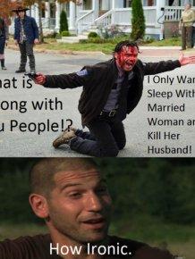 The Best Memes From The Walking Dead Season 5