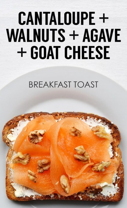 Recipes To Help You Up Your Toast Game