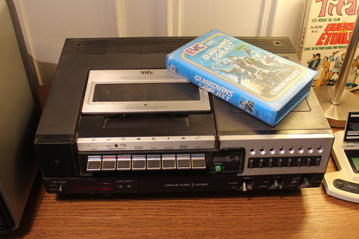 What New Movies Would Look Like On VHS