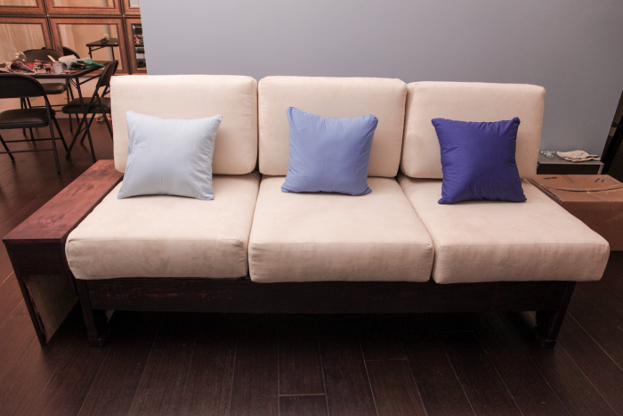 Instead Of Buying An Expensive Sofa This Man Made His Own