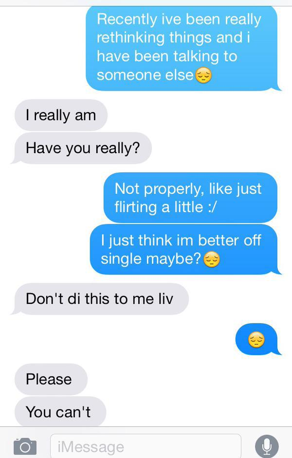 Girl Tries To Pull Texting Prank On Her Boyfriend Until It Backfires