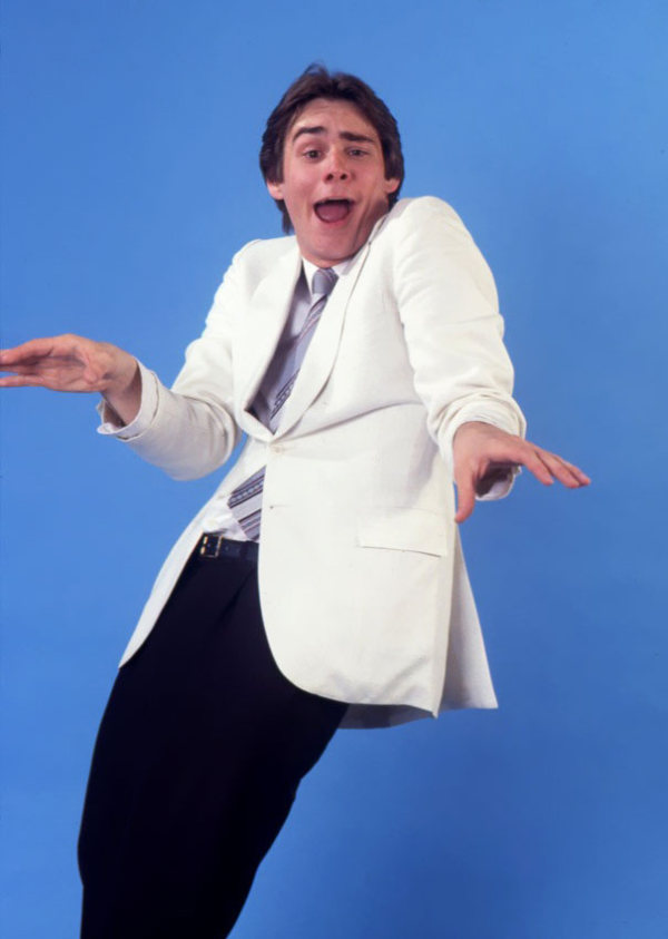 Jim Carrey's Best Celebrity Impression From Before He Was Famous