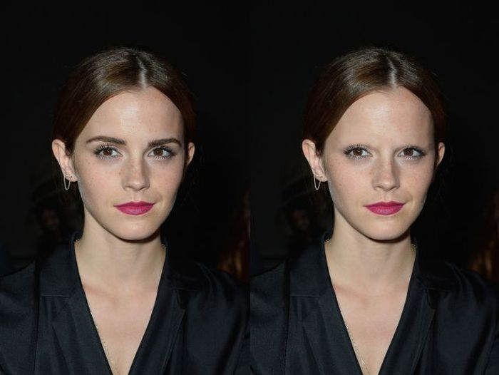 What Celebrities Would Look Like If They Didn't Have Eyebrows
