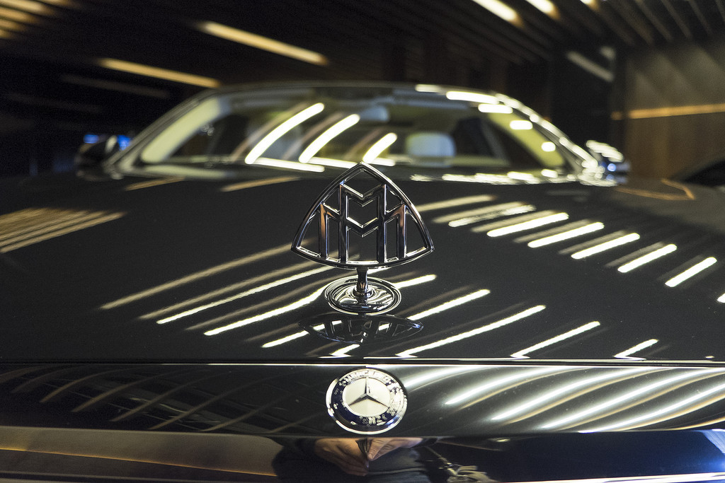 Mercedes Maybach