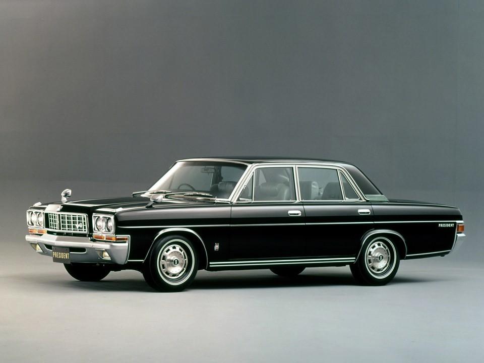 Nissan President V8 | Vehicles