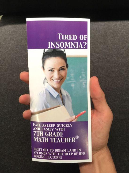 Parody Brochures For Prescription Drugs