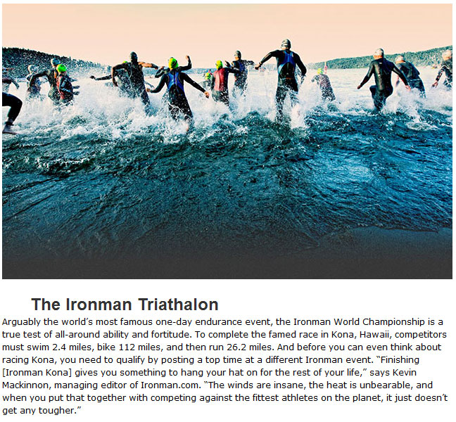 The Top 10 Toughest Endurance Races In The World