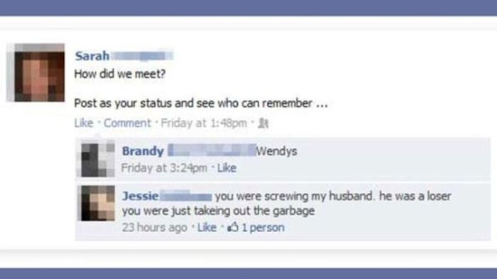 Cheaters Who Got Outed On Facebook
