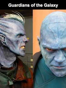The Magic That Brings Movie Makeup To Life