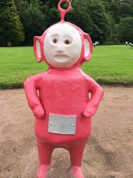 This Random Park In The U.K. Is Full Of Nightmare Fuel