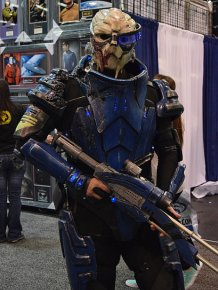 The Coolest Cosplay From WonderCon 2015