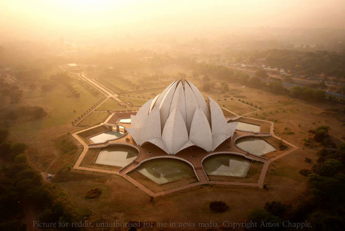 Amazing Worldwide Aerial Shots Taken From A Drone