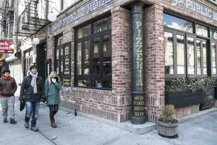 Take A Neighborhood Tour Of Little Italy In New York City