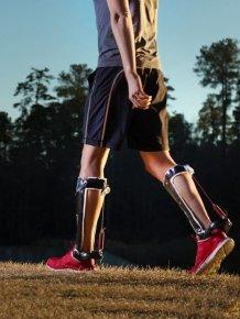 New Exoskeleton Makes Running A Lot Easier