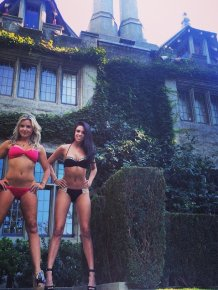 A Look At Life Inside The Playboy Mansion