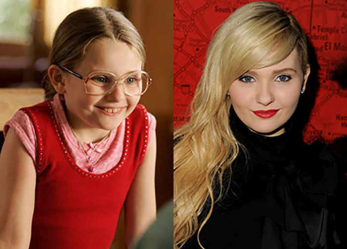 Famous Child Actresses Back In The Day And Today | Celebrities