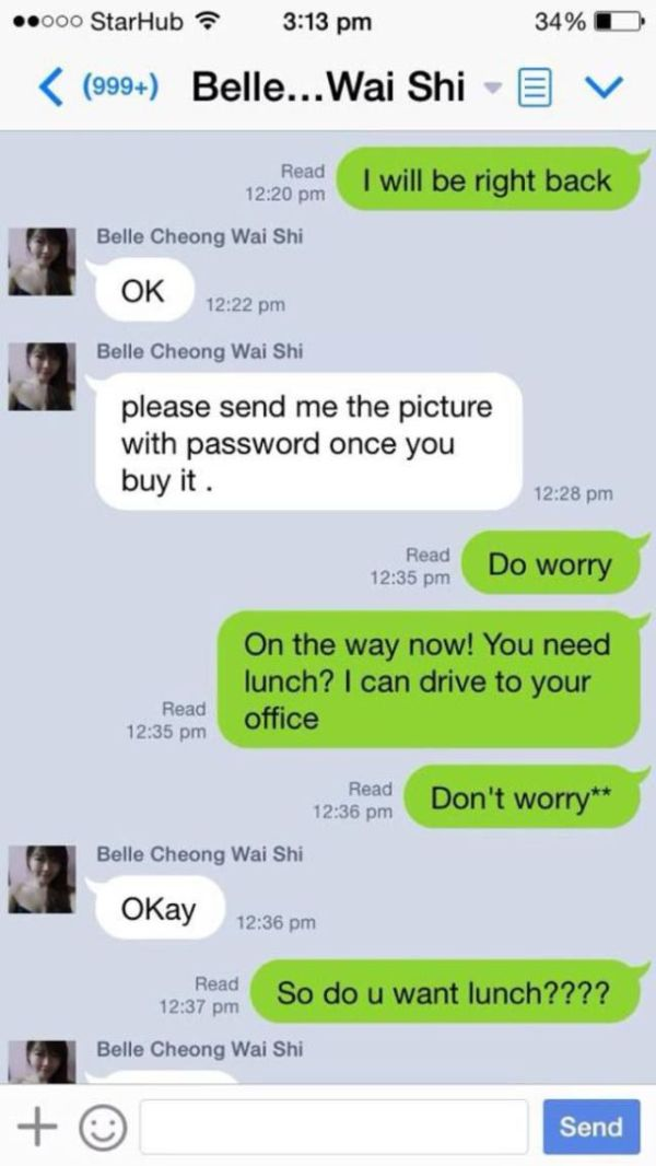 Scammer Gets Trolled