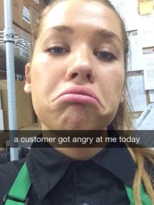 When You Work In Customer Service You Can't Make Everyone Happy