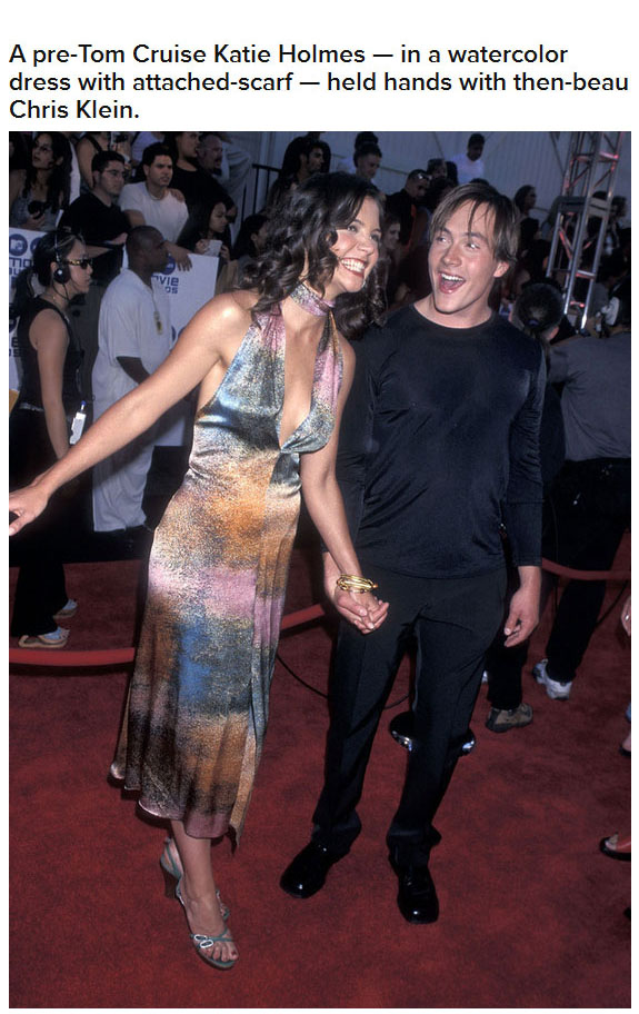 15 Years Ago This Is What The MTV Movie Awards Looked Like