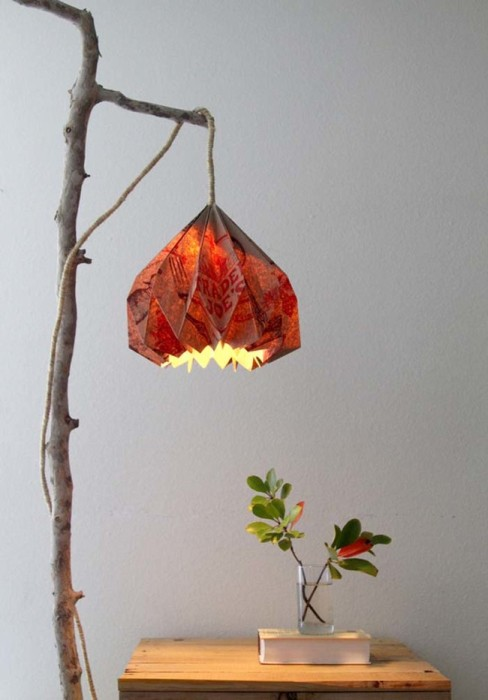 She Created Something Really Cool Out Of An Old Grocery Bag