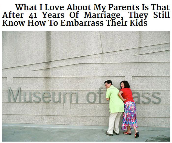 Parents That Have Perfected The Art Of Trolling Their Kids