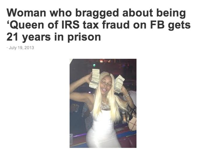 Stupid Criminals That Confessed Their Crimes On Facebook