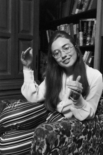 Vintage Photos Of A Young Hillary Clinton
