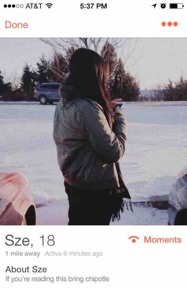Girls With Tinder Bios That Are Too Tempting To Resist