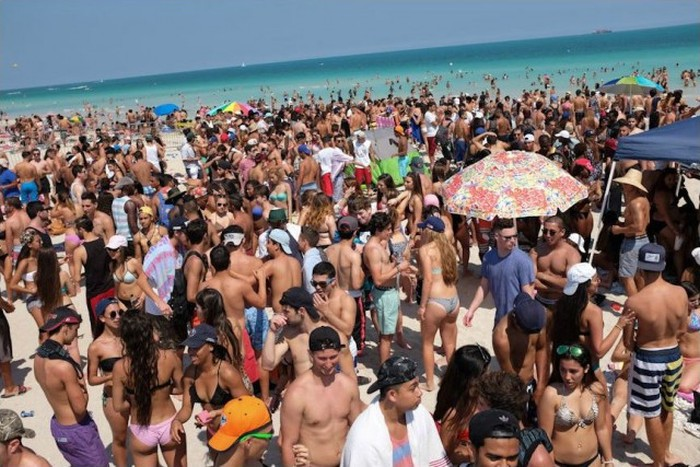 People In Miami Really Know How To Party