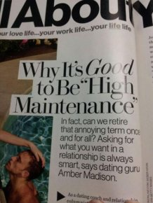 Awful Magazine Articles For Women