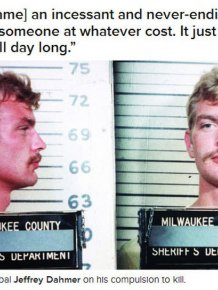 13 Disturbing Quotes From Notorious Murderers And Criminals