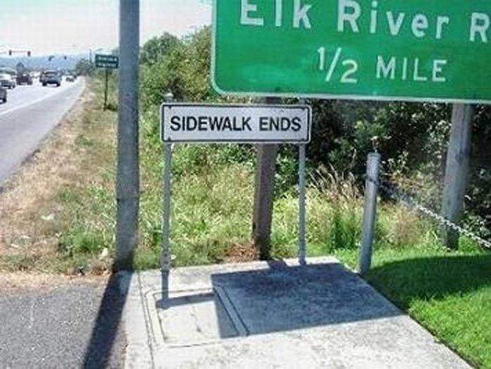 Useless Signs