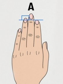 This Is What Your Finger Length Can Reveal About Your Personality