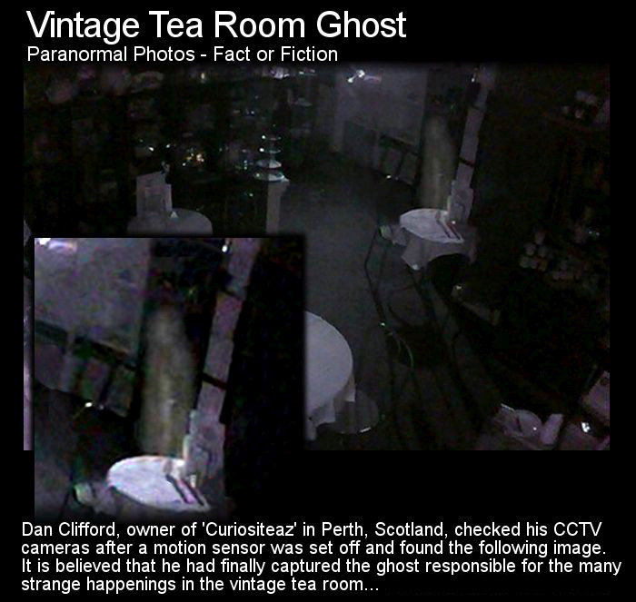 Chilling Photographs That Captured Paranormal Activity