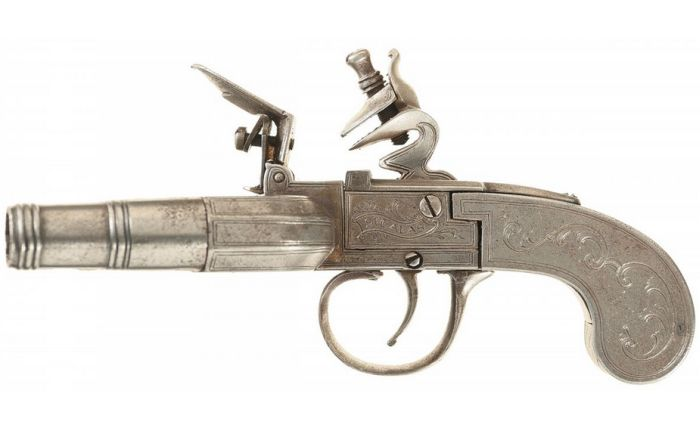 The Duckfoot Pistol Is The Pistol You Need