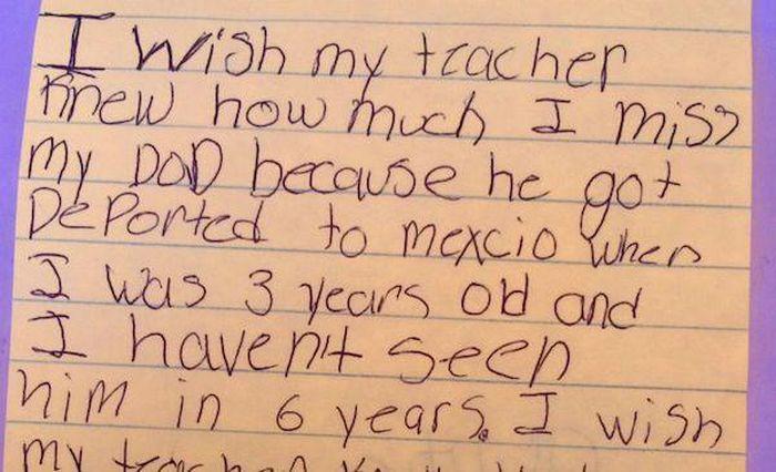 Third Graders Write Honest Messages To Their Teachers