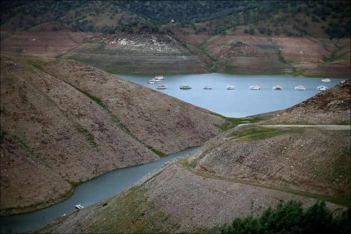 California Is Dealing With The Worst Drought In Years