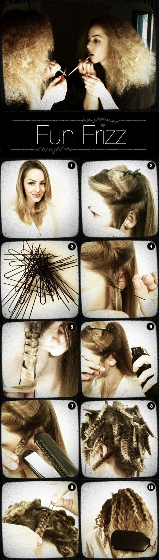 Hairstyles Of Famous Characters That You Can Do Yourself