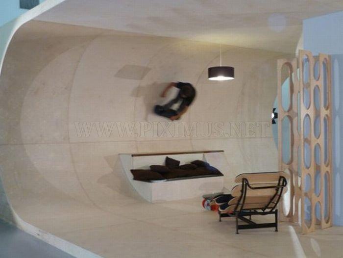 Room for a Skater