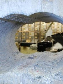 A Look At The Aftermath Of The Hatton Garden Gem Heist