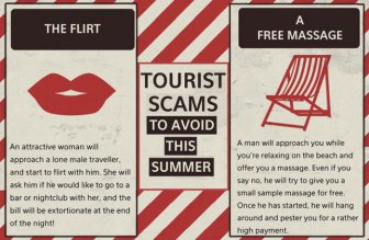 Tourist Scams You Need To Watch Out For This Summer