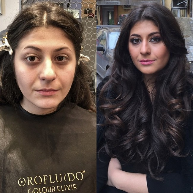 Before And After Photos Show Just How Powerful Makeup Is