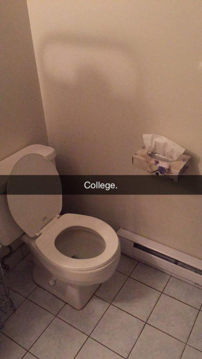 We Miss College